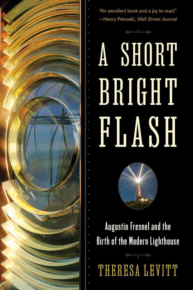 A Short Bright Flash By Levitt, Theresa